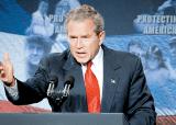 """부시 """"이라크 전쟁은 잘한 것"""""""
