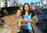 [사람사람] 남현주씨와 티베트인 남편 텐진 잠양