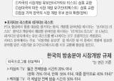 """미국 """"방송 프로 외국물 편성 늘려라"""""""