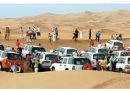 두바이, 모래로 돈 번다