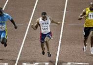 가이, 세계육상선수권 100m 9초85 우승
