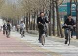 송파, 자전거 길 95㎞ '조용한 교통 혁명'