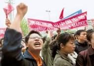 중국 네티즌 '中華 민족주의'에 빠지다