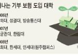 금융상품 만나 진화하는 '대학 기부'