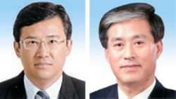 표준과학연구원장 김명수씨 항공우주연구원장 이주진씨