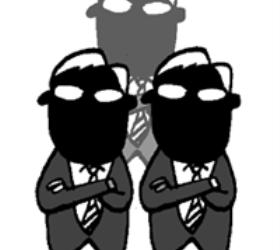 [분수대] 세 남자