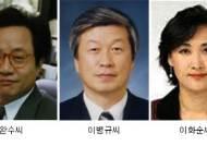 연세언론인상 수상자 3명 선정