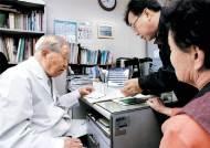 진료 70년 한국 의료계 '전설' 93세에 마지막 회진을 하다