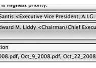 """[피플@비즈] """"너무 억울하고 배신감 느껴"""" … AIG 부사장, 공개 사직 e-메일"""