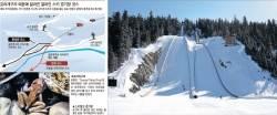 희귀종 꼬리개구리가 바꾼 밴쿠버올림픽 스키 코스