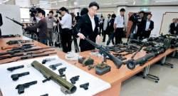 '<!HS>실미도<!HE>' 촬영에 쓴 M16, AK47 진짜 총이었다