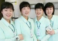 네 쌍둥이, 출생했던 병원서 '백의 천사'로 다시 태어나다
