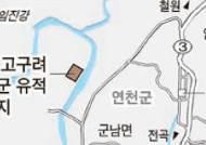 남한 최대 고구려 유적지 찾았다