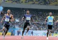 [2010 대구국제육상대회] 9초86 볼트 예상대로 우승