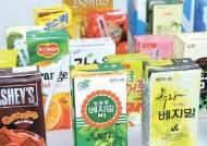 [쇼핑] 식음료 종이팩에 낯선 초록색 마크는 뭐지?