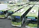 <!HS>전주<!HE>시민 '발' 묶은 <!HS>버스<!HE><!HS>파업<!HE> 한달째
