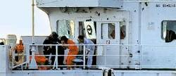 아덴만 여명 … 청해부대, 인질 전원 구출