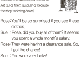 [찬스에 강한 영어] <!HS>clearance<!HE> <!HS>sale<!HE>