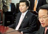 """""""박근혜·정몽준·이재오·김문수 당 대표 선거 다 출마하게 하자"""""""