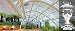 식물원·TV룸·사우나 … 인천공항은 놀이공원