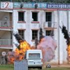 중국 테러 진압 훈련, J-10 전투기 … 김관진 장관에
