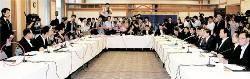 당·정·청 50인 회의, 등록금 '3분 토론'