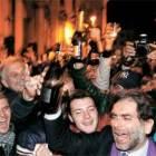 '시장의 힘'에 밀려난 베를루스코니 … 로마 시민들