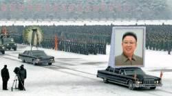 세계가 주목한 영결식 날 … 북한, 김정일 유산은 핵 강조