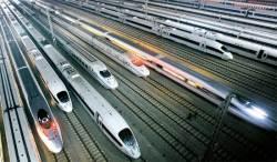 [사진] 중국 경제 성장의 상징 초<!HS>고속<!HE> <!HS>열차<!HE>