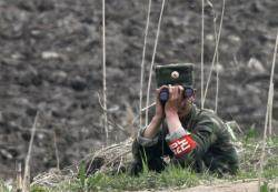 北무장군인 2명 中국경 넘어 야반도주 '발칵'