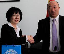 지오이앤씨, 몽골에 한국식 온돌 기증