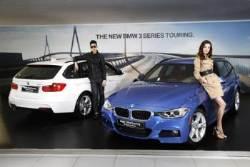 BMW, 스포츠 왜건 '뉴3 시리즈 투어링' 국내 출시