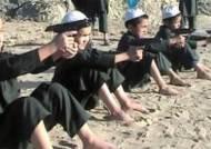 [사진] 사격훈련하는 어린이 알카에다