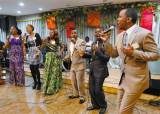 외국인 학생 퍼포먼스·노래·춤 … 교내 외국인들 위한 축제의 장 펼쳐