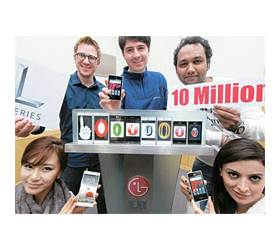[<!HS>디지털<!HE> 단신] LG전자 'L시리즈' 1000만 대 판매 外