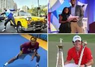 2012년 세계 스포츠계를 달군 유명 선수는?