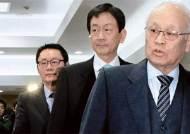 행추위 출신 14명 … 안종범·강석훈이 '인수위 실무 투톱'