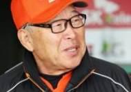 '72세' 김응용, 새끼 독수리 보고 희망 갖다