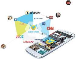 맞춤형 뉴스구독 앱 '미디어 스파이더' 제이큐브 오늘 론칭
