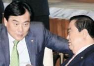 강기정·이용섭 후보 단일화 … 민주당 대표 경선 양자대결