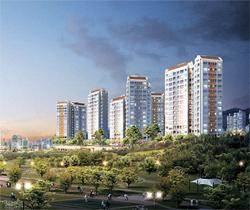 e편한세상 여주 아파트, 남한강 조망 가능하고 강변공원 가까워