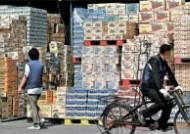 정체된 식품시장, 대형마트에 밀려 … 벼랑에 선 대리점