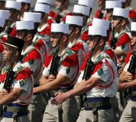[사진] <!HS>프랑스<!HE><!HS>혁명<!HE> 기념일 축하 군 행진