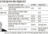 """<!HS>대법<!HE> """"김승연 회장 일부 혐의 무죄"""" 파기환송"""