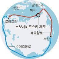 몸값 뛴 '북극항로' 눈독 … 푸틴, 군기지 재건