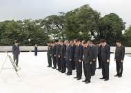 [사진] 아웅산묘소 폭탄테러 30주기 미얀야 현지 추모식