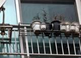 [J신문고] 10층 난간 화분, 강풍에 휙~ 날벼락