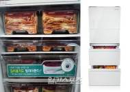 김치냉장고 실제용량, 표시용량의 40%에 불과