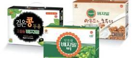 정식품, 1만원 대 실속형 두유 선물세트 10종