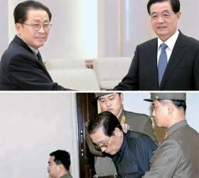 후진타오 만난 <!HS>장성택<!HE>, 북핵 대신 계파 챙겨 … 김정은, 전해듣고 격노